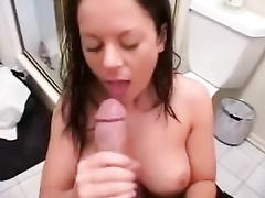 Jewel DeNyle blowjob