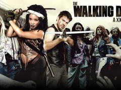 Digital Playground - The Walking Dead: A XXX Parody (Kiki Minaj)