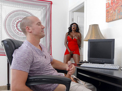 Busting on Diamond - Diamond Jackson - Reality Kings HD