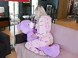 ExxxtraSmall - Hot Blond Teen Fucked Hardcore By BWC