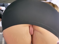 Foursome fuck fest with horny and kinky stepsisters