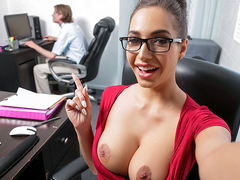 Overflowing Stacks Starring Desiree Dulce - Reality Kings HD