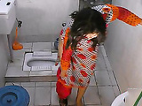 Bhabhi Sonia strips and shows her assets while bathing