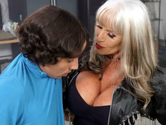 Bad To The Granny Bone with Sally D'Angelo and Ricky Spanish - Brazzers Exxtra HD