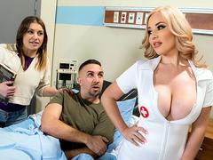 Nurse's Touch Starring Savannah Bond and Keiran Lee - Brazzers HD