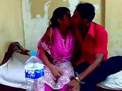 Horny Indian Men Cheat His Sexy Girlfriend XXX Porn