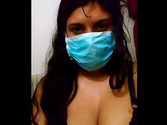 Indian GF Filming Nude Video