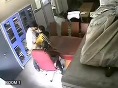 Indian School Teacher Amateur Sex Scandal With Colleague