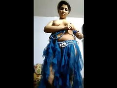 Hot & Horny Amateur Indian GF Strips Naked For Boyfriend