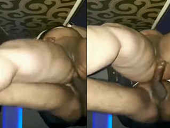 Arab Wife Standing Anal Sex With Big Cock