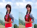 Sexy Pakistani Beautiful Actress RabiPirzada Leaked Video part 4