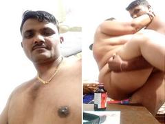Hot South Indian Girlfriend Giving Sensual Blowjob