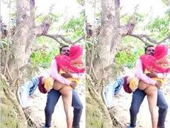 Today Exclusive- Desi Village Lover OutDoor Fucking Part 3