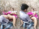 Desi Randi Bhabi Outdoor Sex With Young Guy clear Hindi Audio