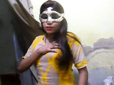 Desi XXX - Charming Indian Village Girl Showing Natural Tits