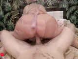 Bunny Deepthroat and Hard Fuck StepBrother - Cum on Ass