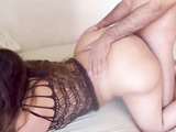 Rough Fuck With Perfect Big Ass Milf