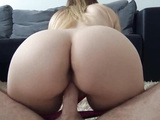 A young girl with a big ass loves to have good sex